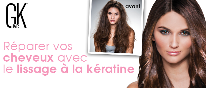 Soin keratine cheveux colores
